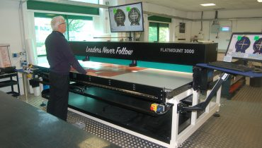 Contact Originators achieves world first with 2.8M wide flexo plate  for corrugate print industry