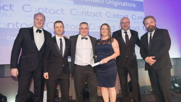 Silver Supplier Of The Year Recognition  For Contact Originators