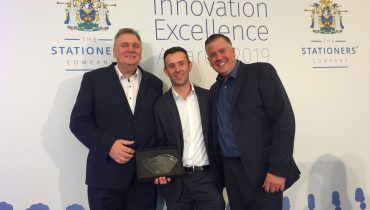Contact Celebrates As Optimus Technology Wins Stationers' Award